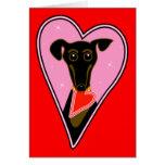 My Valentine Greeting Card