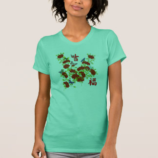 My Vector  Chinese Style Design  Good Luck, T-Shirt