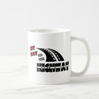 My Way Or The Highway, 2, With Highway Coffee Mug