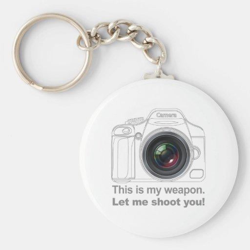 My Weapon Keychains