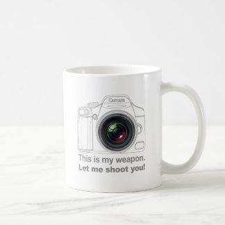 My Weapon Coffee Mug