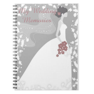 My Wedding Memories Notebooks