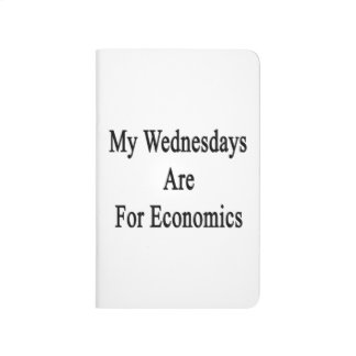 My Wednesdays Are For Economics Journal