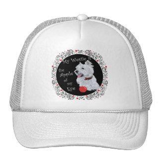 My Westie is the Apple of My Eye Trucker Hat