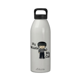 My Whistle Reusable Water Bottle