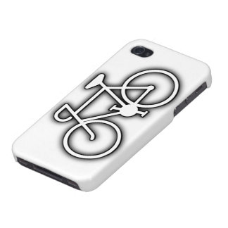 My White Bicycle iPhone 4 Case