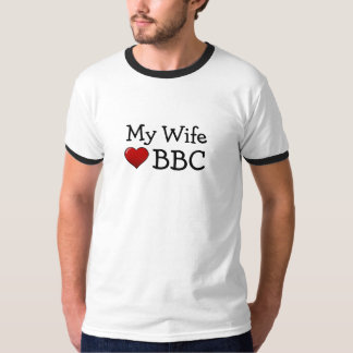 My Wife Heart BBC T-Shirt