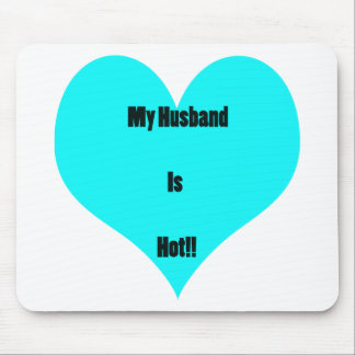 My Wife/Husband is Mouse Pad