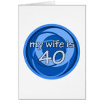 My Wife Is 40
