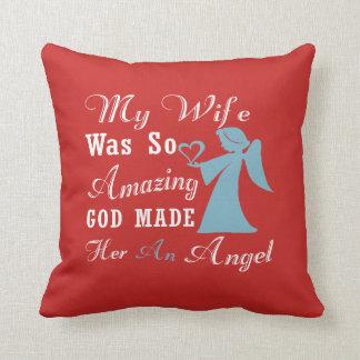 My Wife is an Angel Cushion