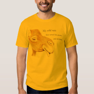 My Wild Oats Tee Shirts