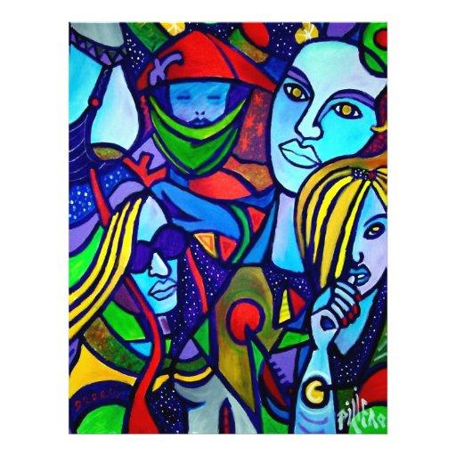 My Women A by Piliero Custom Flyer
