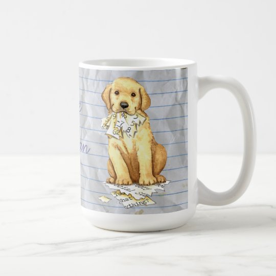 My Yellow Lab Ate my Lesson Plan Coffee
