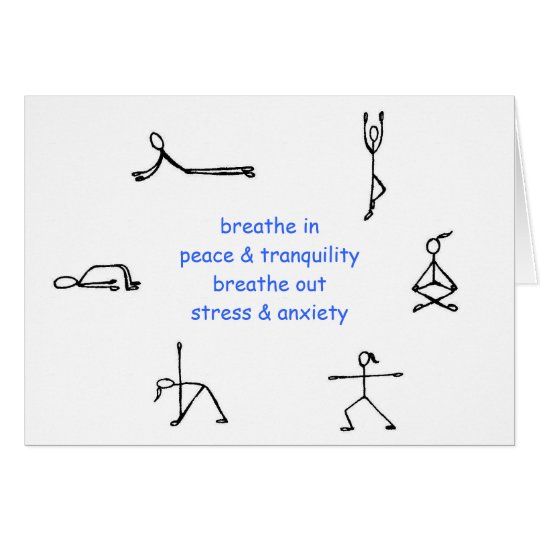 My Yoga Mantra Card