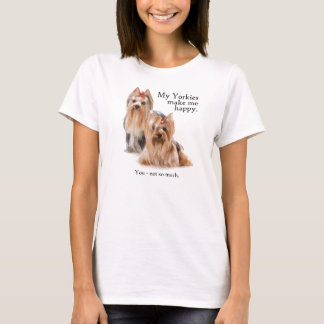 My Yorkies T-Shirt