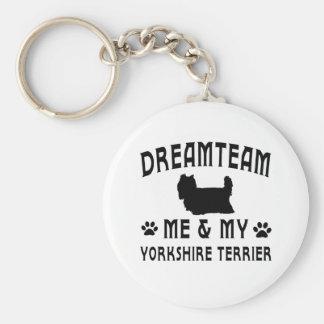 My Yorkshire Terrier Dog Key Ring