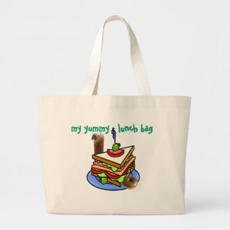 My yummy lunch bag