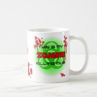 My Zombie Killing Mug