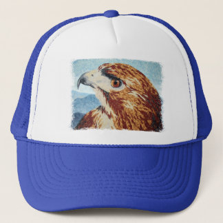 Mya - Red-tail Hawk Cap