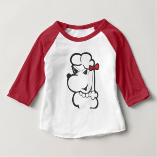 MYAH CAT & FRIENDZ Toddler Girl's Baseball Tee