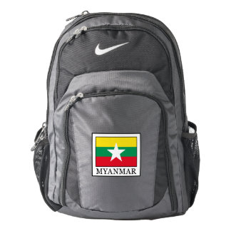 Myanmar Backpack