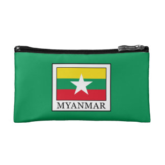 Myanmar Cosmetic Bag