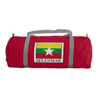 Myanmar Gym Duffel Bag