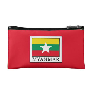 Myanmar Makeup Bag