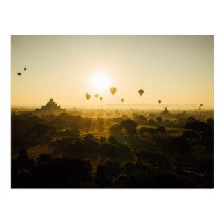 Myanmar Postcard