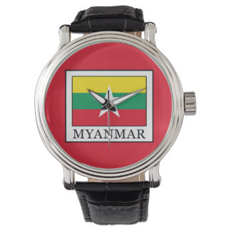 Myanmar Watch