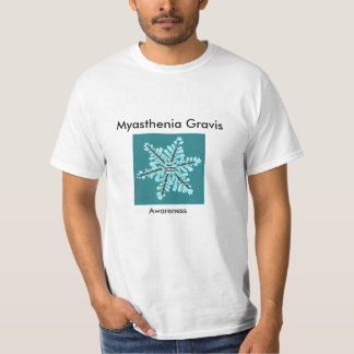 Myasthenia Gravis Awareness T-Shirt