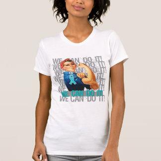 Myasthenia Gravis Rosie WE CAN DO IT Shirts