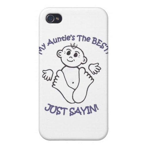 myauntie case for iPhone 4