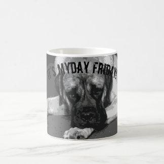 Myday Friday Mug