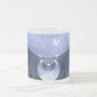 MyDrink_ Frosted Glass Mug