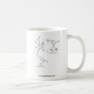 Myelin Pusher Basic White Mug