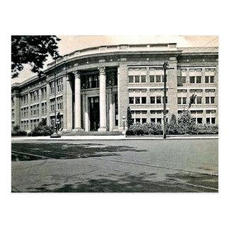 Myers High School Wilkes-Barre Pa. Postcard
