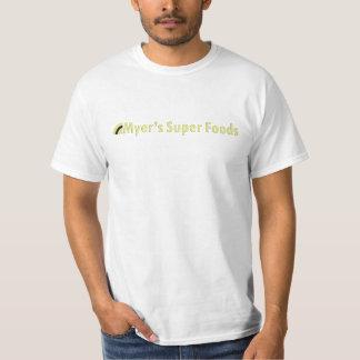 Myer's Super Foods Dr. Steve Brule SmashBam T-Shirt