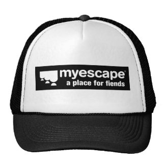 MyEscape, A Place For Fiends... Trucker Hat