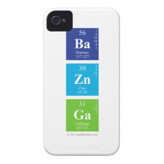 MyFunStudio.com-Ba-Zn-Ga.pdf iPhone 4 Case-Mate Cases