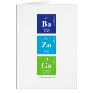 MyFunStudio com-Ba-Zn-Ga pdf Greeting Card