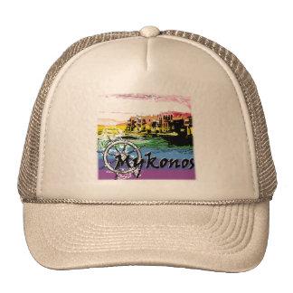 MYKONOS ISLAND HAT