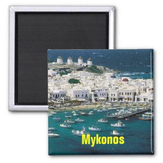 Mykonos magnet