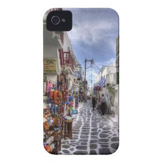 Mykonos Shops iPhone 4 Case