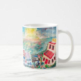 Mykonos Sunset cup