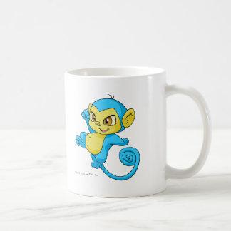 Mynci Blue Coffee Mug