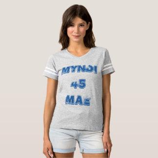 Myndi Mae 45 Athletic T-shirt