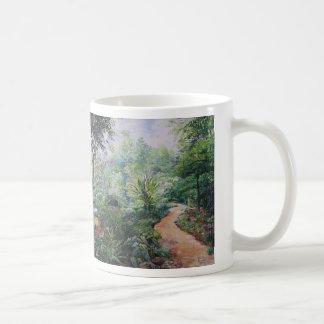 Mynell Gardens Jackson, Ms. By Syl... Coffee Mug