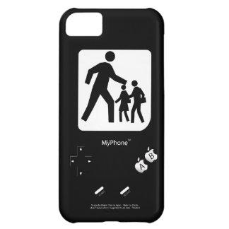 MyPhonetendo Black iPhone 5C Covers