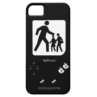 MyPhonetendo Black Case For The iPhone 5